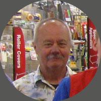 John - Lawn & Garden Dept. Manager